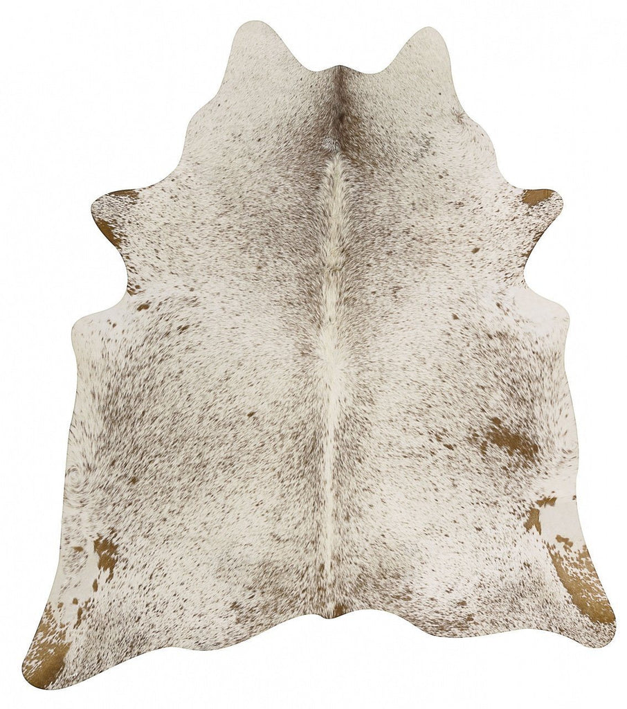 Rugs - Cow Hide Salt & Pepper Brown