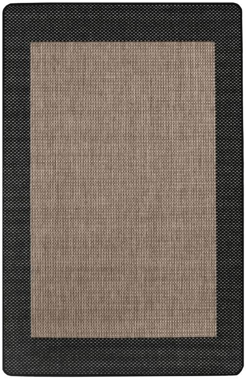 Rugs - Duva Indoor Outdoor Rug 17 Coffee Black