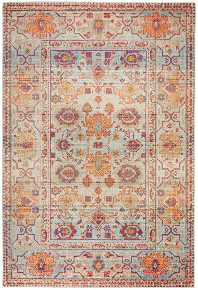 Rugs - Odel 130 Multi Transitional Modern