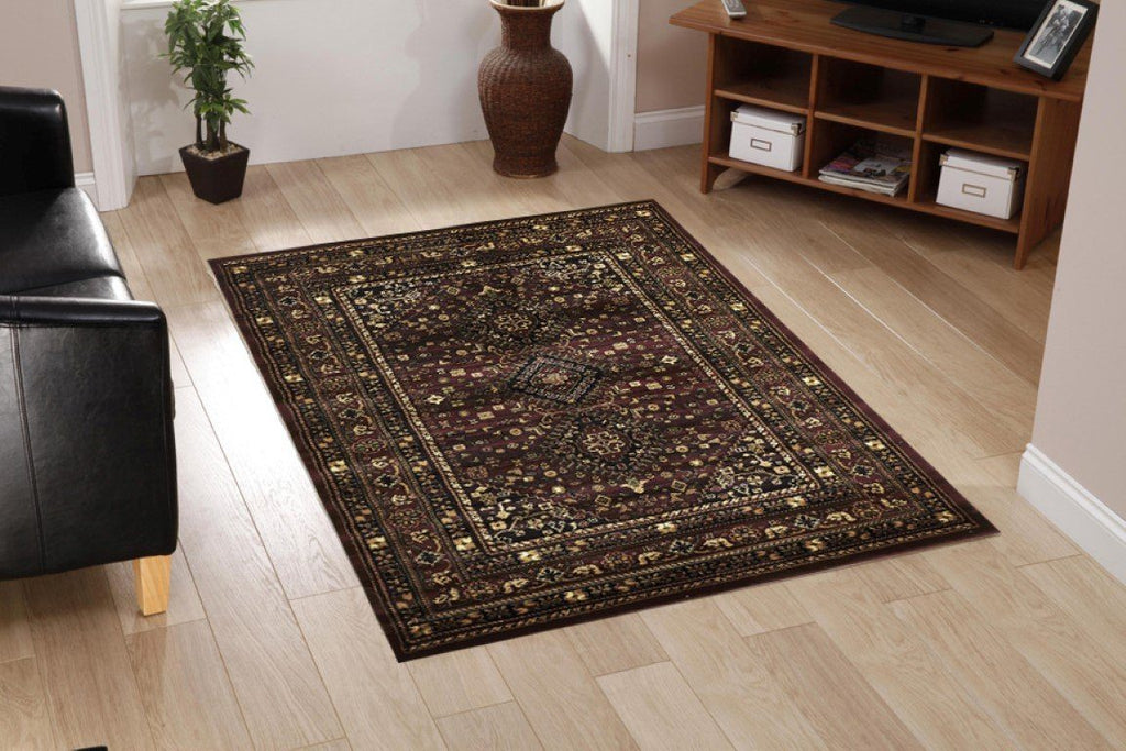 Rugs - Rani 6 Red Persian Rug