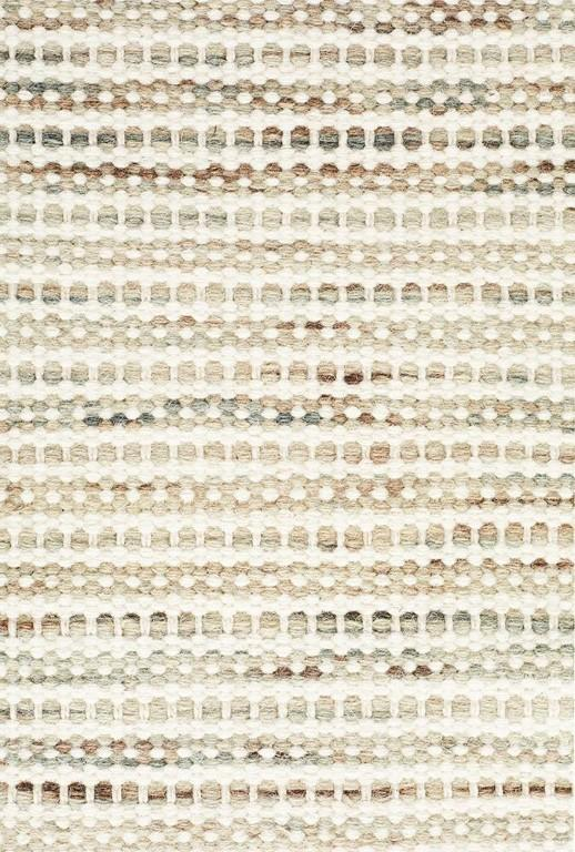 Rugs - Sitar 310 Natural Wool Flatweave Rug