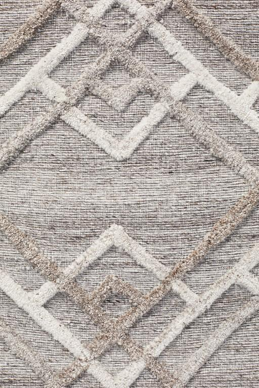 Rugs - Winter 5054 Silver Stream Modern Rug