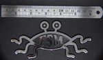 Flying Spaghetti Monster Emblem - Logikal Threads