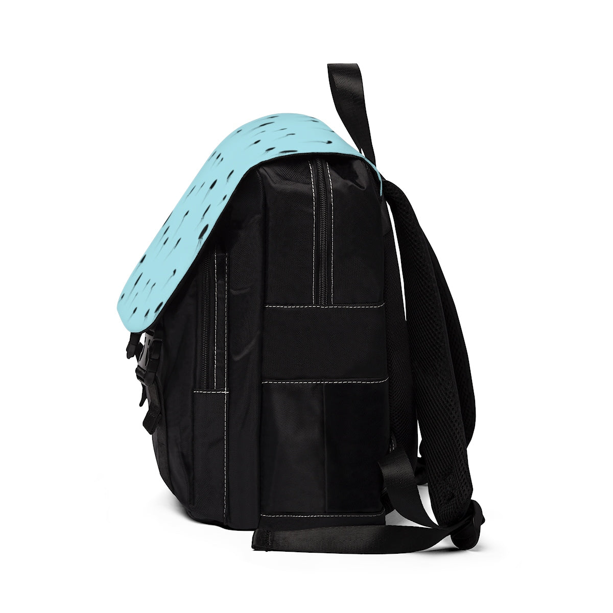 Jelly fish Unisex Casual Shoulder Backpack - Logikal Threads