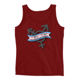 Lilli's Flag Ladies Tank Top - Logikal Threads