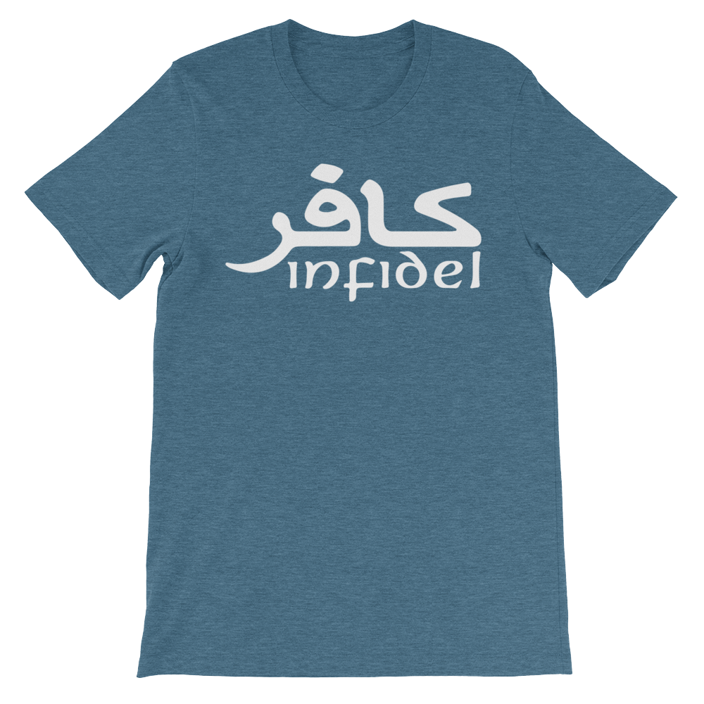 Infidel T-shirt - Logikal Threads