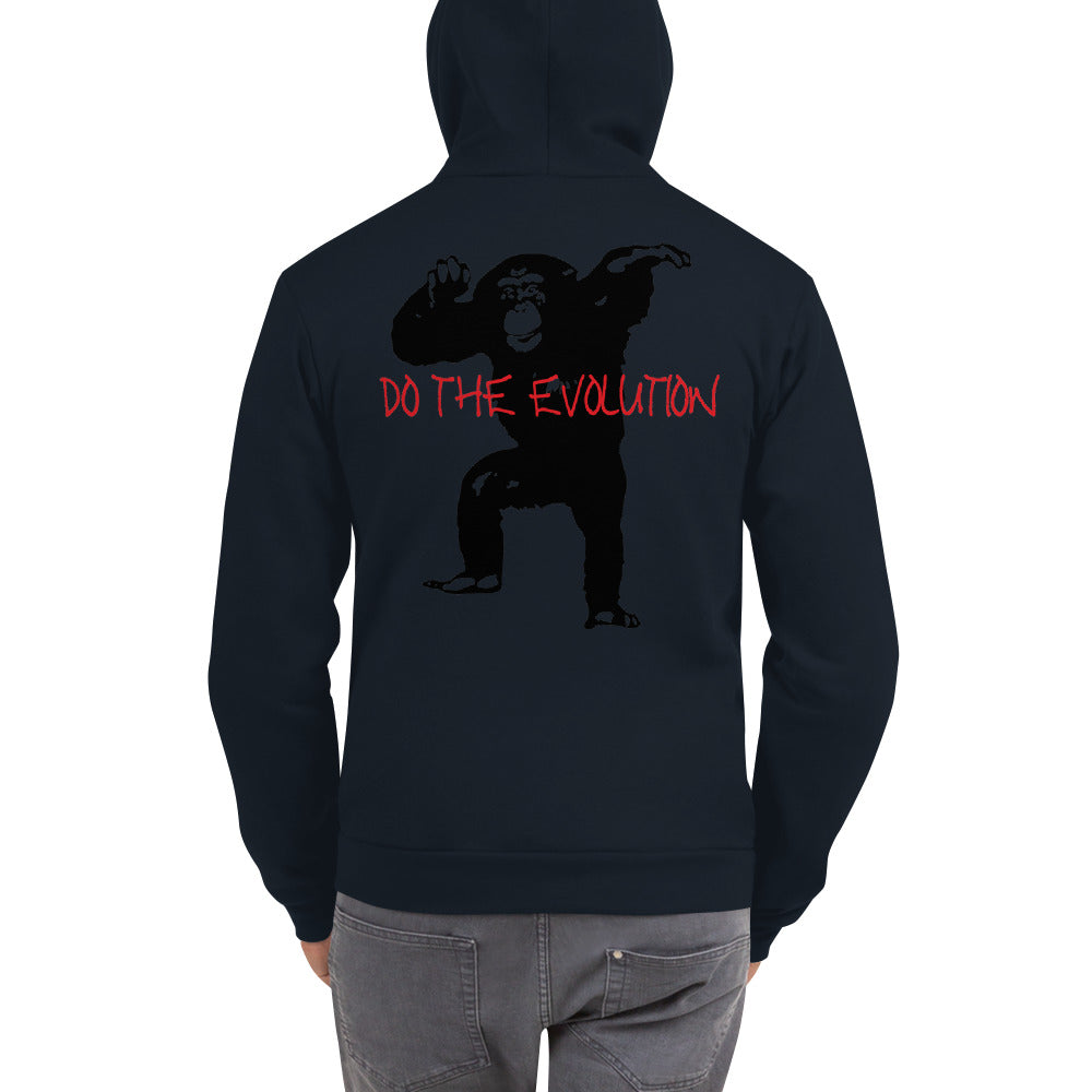 Do the Evolution Hoodie sweater - Logikal Threads