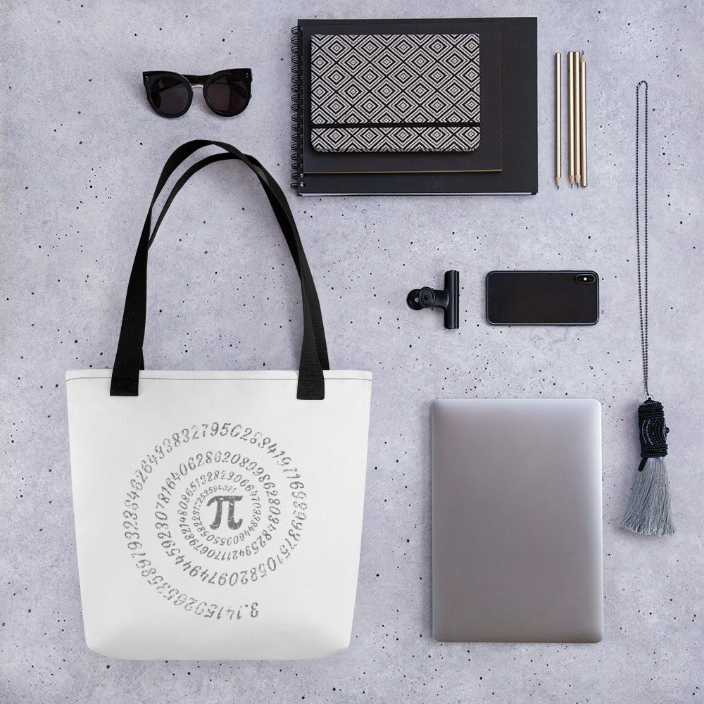 Pi day Tote bag - Logikal Threads