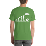 Evolutionary Traffic Jam Funny Atheist Shirt - Logikal Threads
