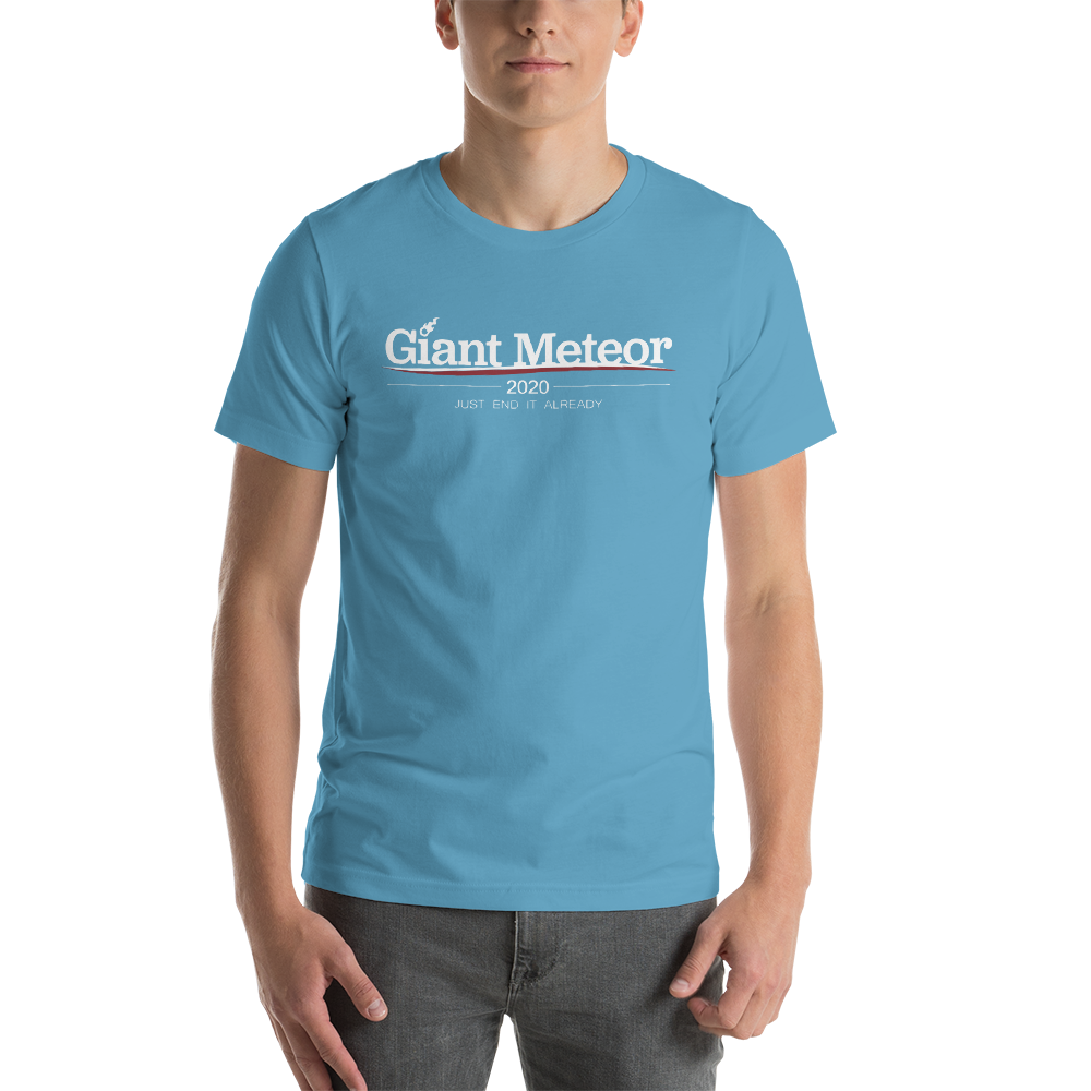 Giant Meteor 2020 T-shirt - Logikal Threads