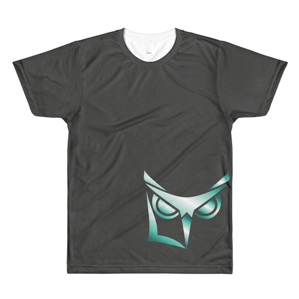 Logikal Threads Wise Owl Sublimation T-Shirt - Logikal Threads