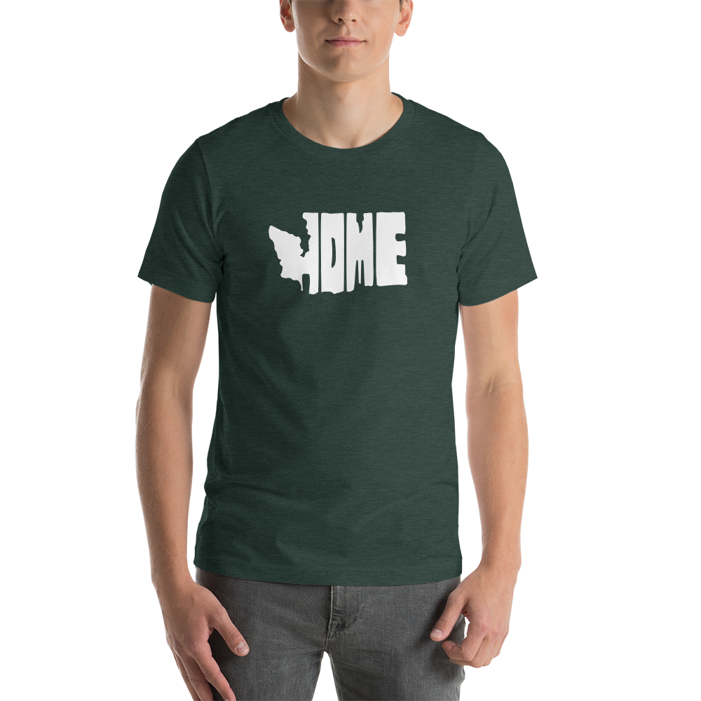 Washington home t-shirt - Logikal Threads