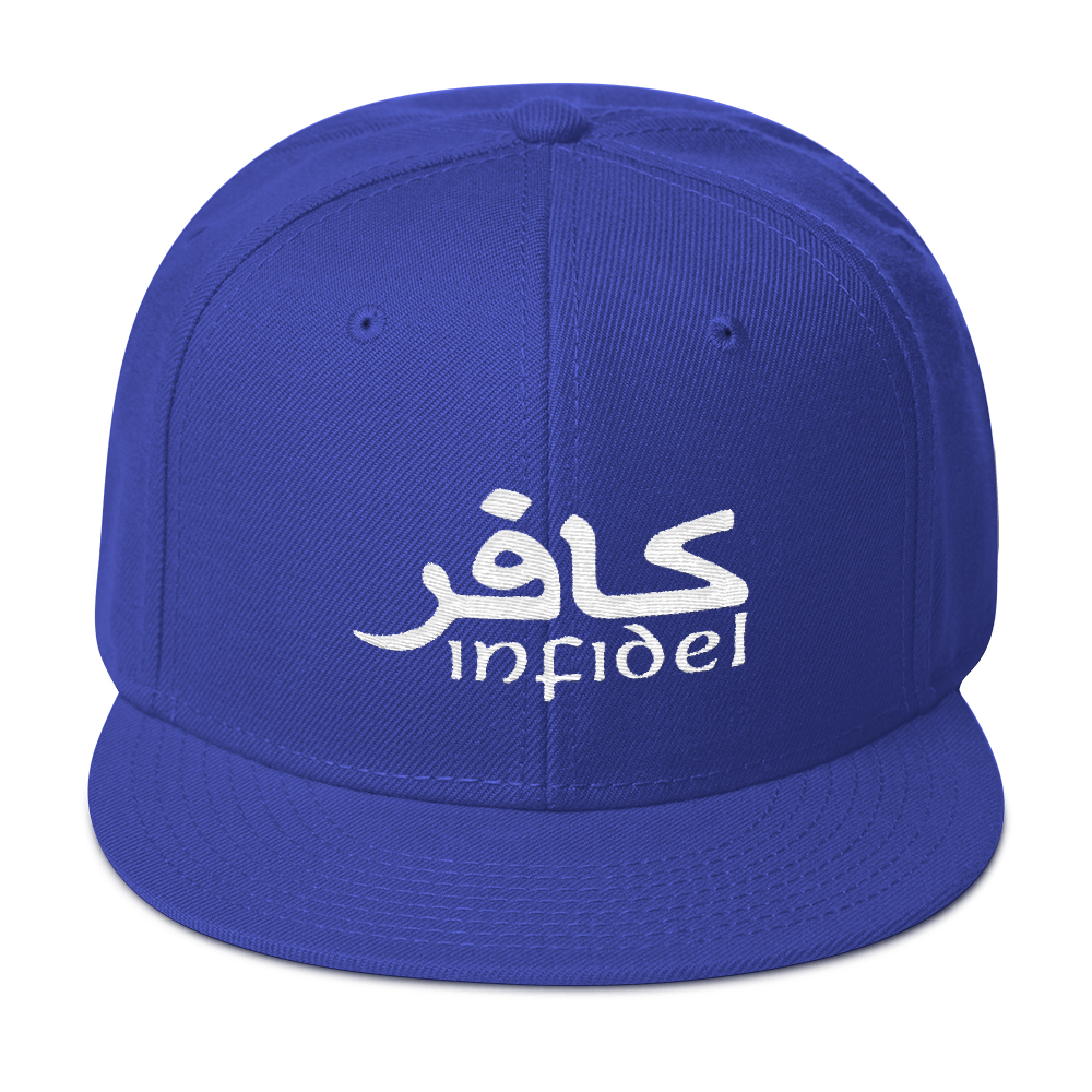 Infidel Snapback Hat - Logikal Threads
