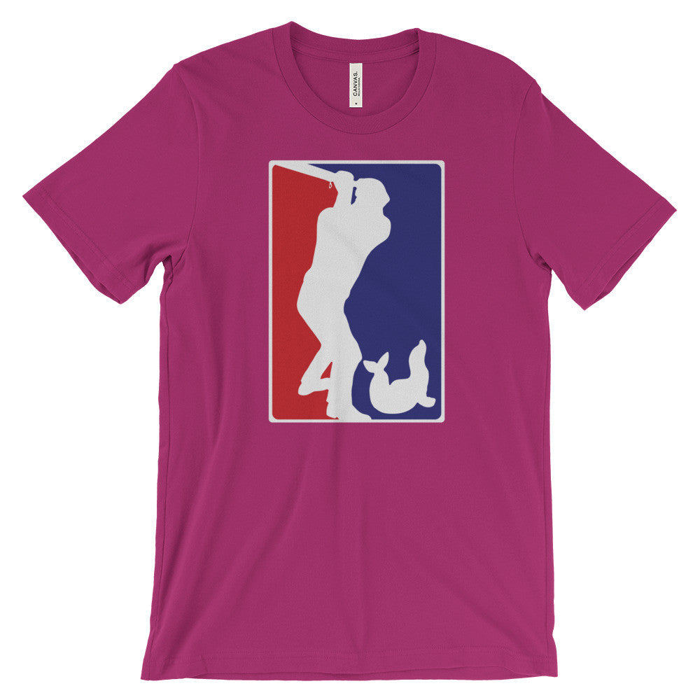 Major League Baby Seal Clubbing (MLBSC) T-shirt - Logikal Threads
