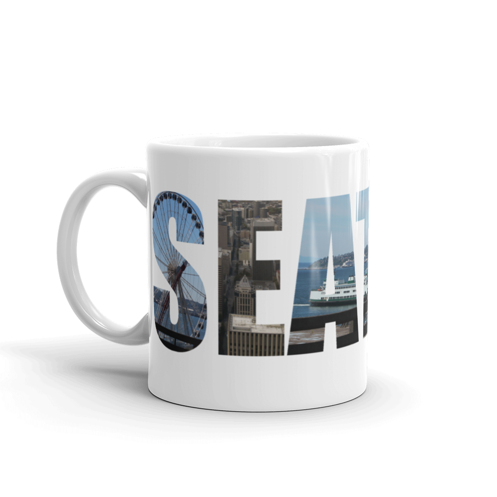Seattle Mug - Logikal Threads