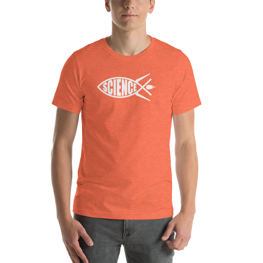 Science Rocket - Short-Sleeve Tee - Logikal Threads