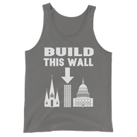 Build This Wall Tank Top - Logikal Threads