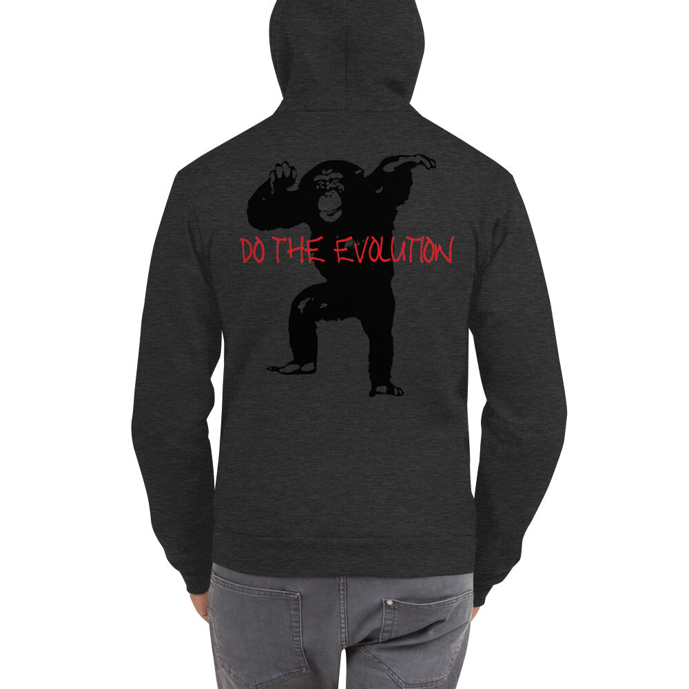 Do the Evolution Hoodie sweater