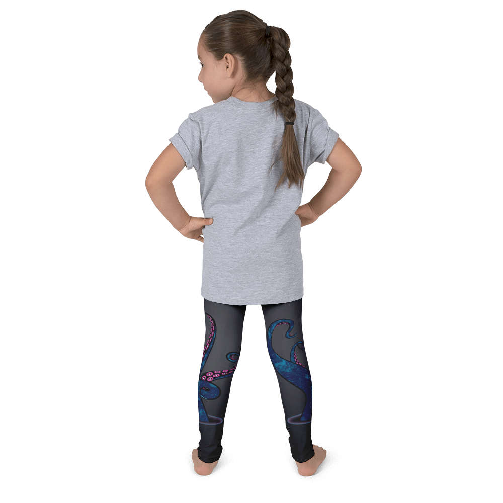 Tentacle Kid's leggings - Logikal Threads