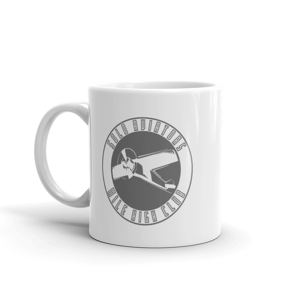 Solo Aviators Club Mug - Logikal Threads