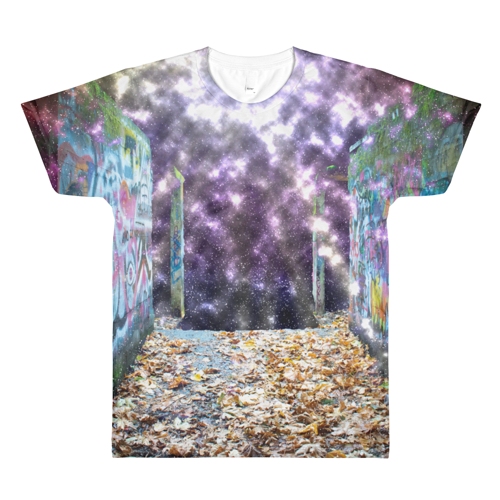 Gateway to the Cosmos T-shirt - Logikal Threads