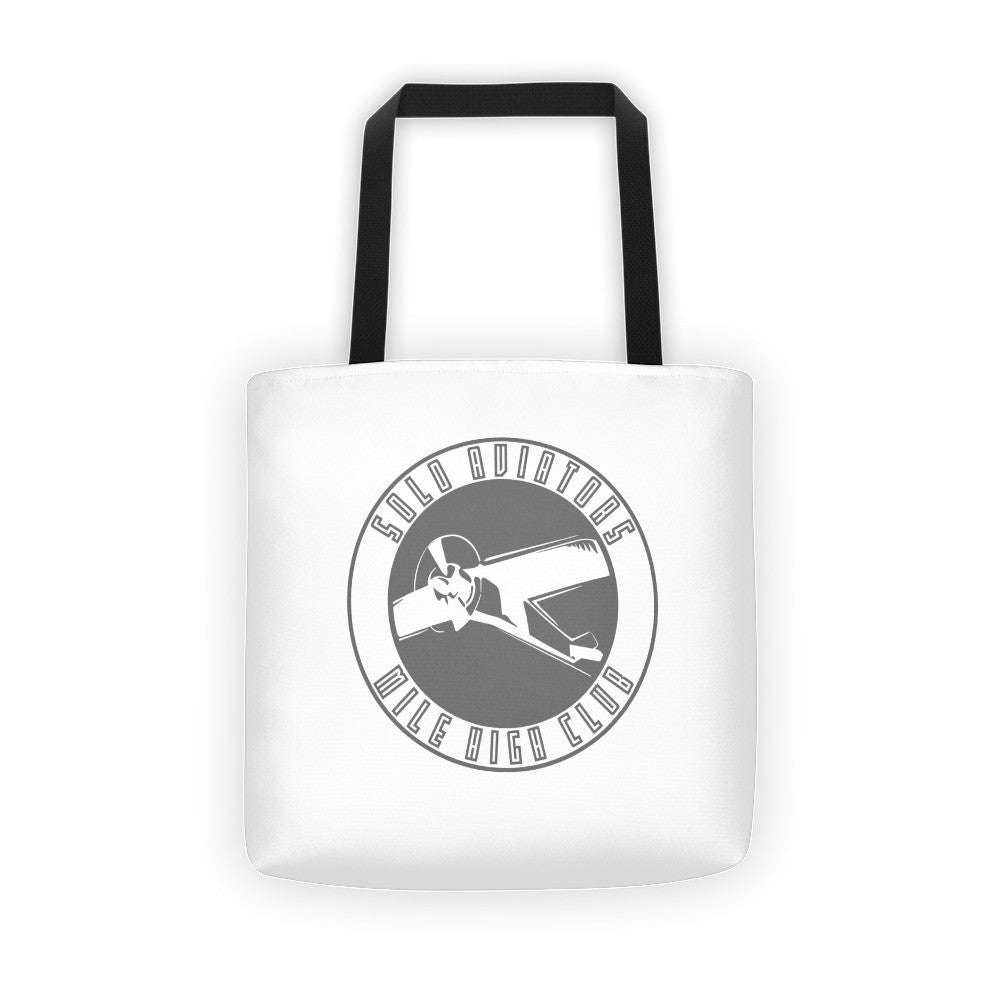 Solo Aviators Club Tote - Logikal Threads