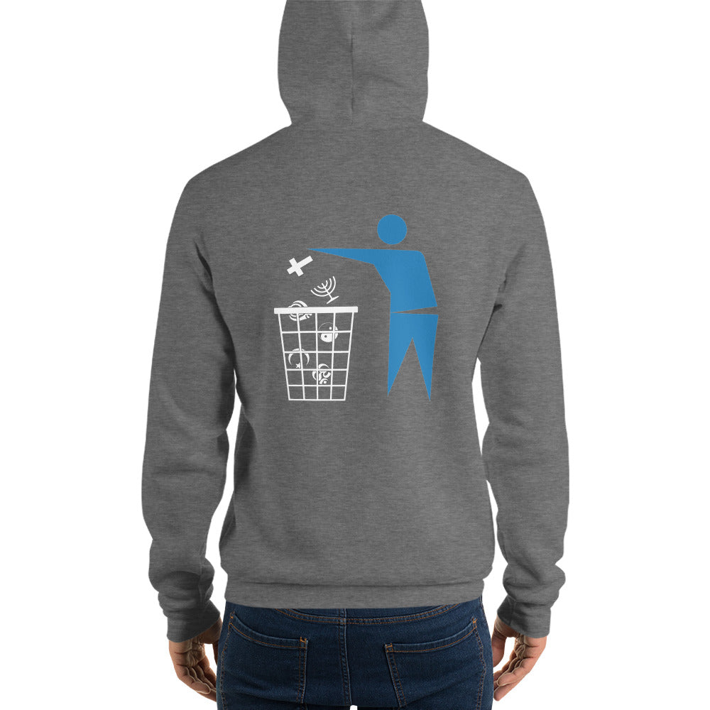 Save the planet hoodie - Logikal Threads