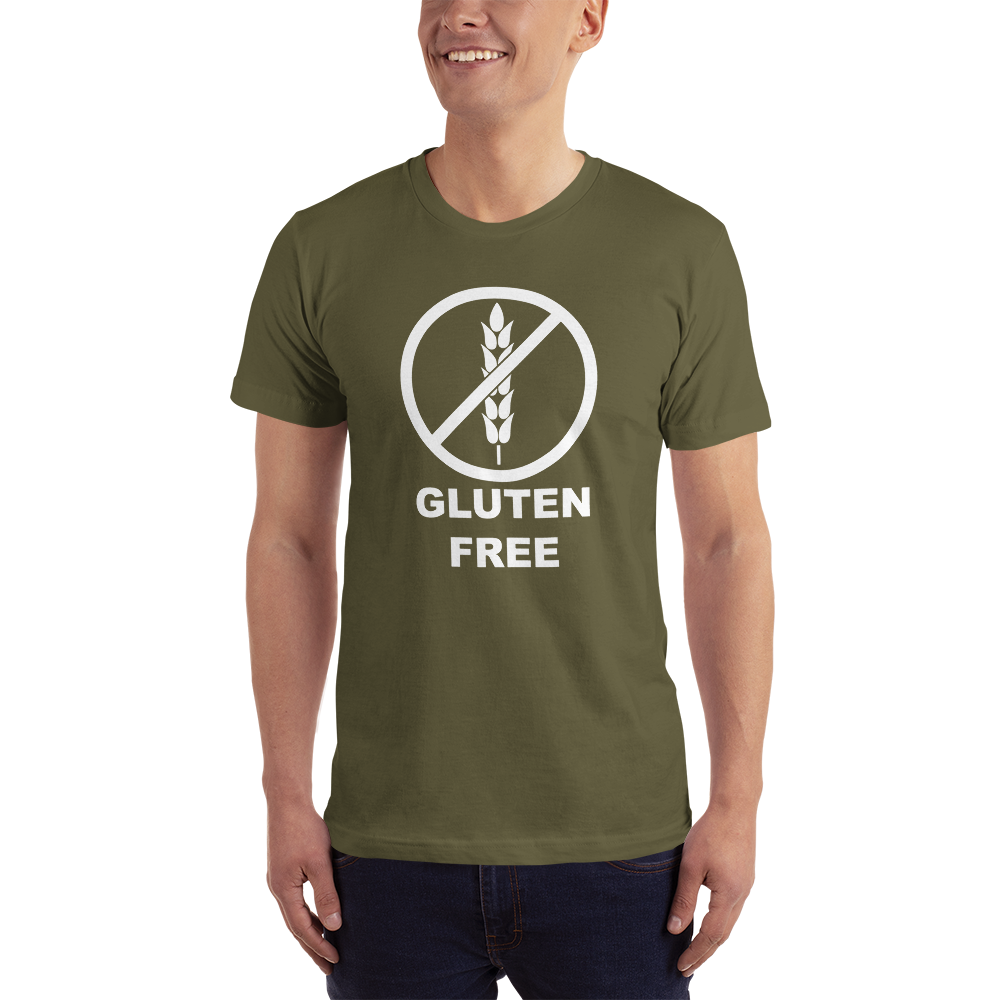 Gluten Free Men's T-shirt - Logikal Threads