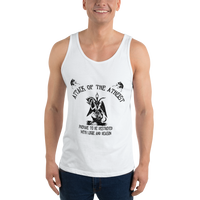 Attack of the Atheist Tank Top - Logikal Threads