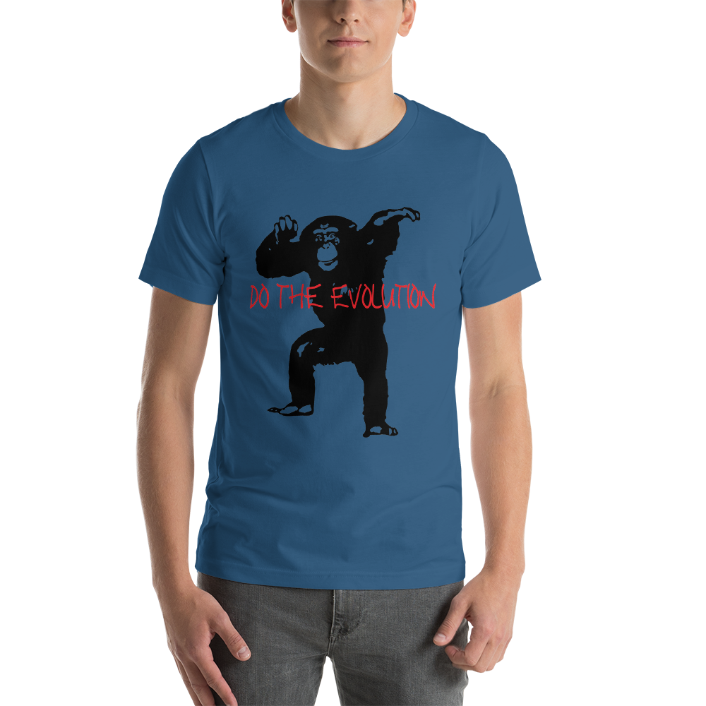 Do the Evolution T-Shirt - Logikal Threads
