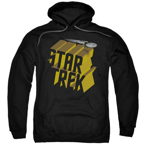 3D LOGO - Star Trek