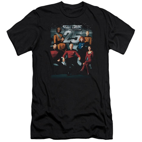 25TH ANNIVERSARY CREW - Star Trek