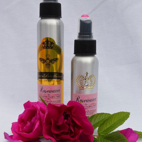 Hydrating Floral Mists