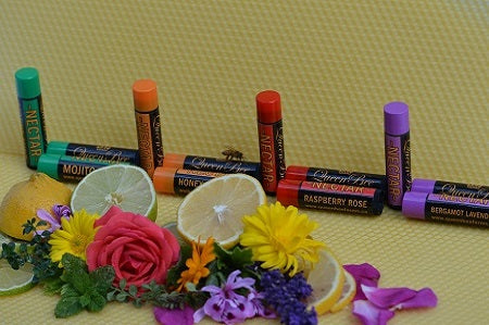 Honey Herbal Lip Nectar