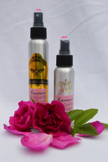 Rosewater Hydrating Floral Mist
