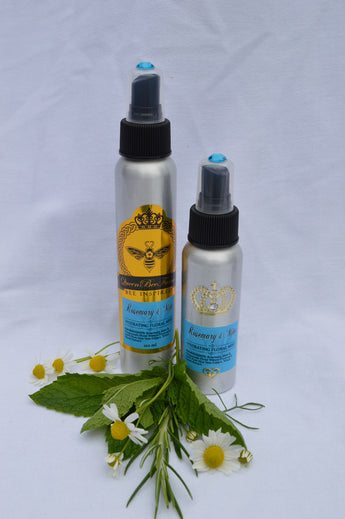 Rosemary & Mint Hydrating Floral Mist