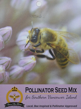 Pollinator Seed Mix - for Southern Vancouver Island