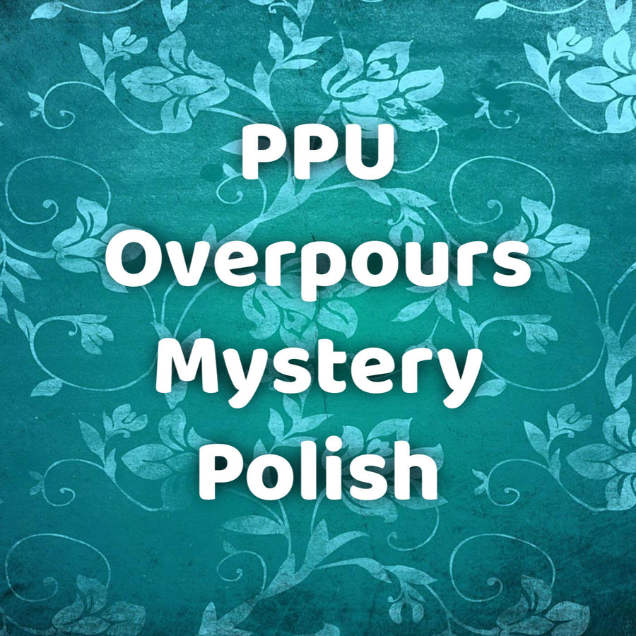 Mystery Polish Pickup Overpours