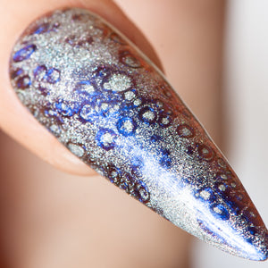 Holo Static - LE Fluid Art Polish