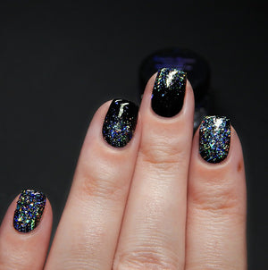 GalaXy Prisms - Holographic Foil Flakies for Nail Art