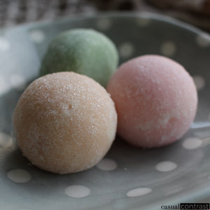 Sugared Baubles - Solid Sugar Scrubs