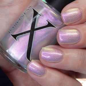 Preorder - Hex - Violet Pink/Copper/Gold/Green Iridescent Polish