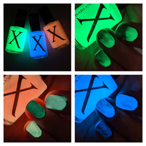 Betelgeuse Trio Minis - Glow In The Dark Toppers
