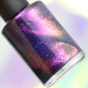 Land of the Midnight Sun - Magnetic Multichrome Polish