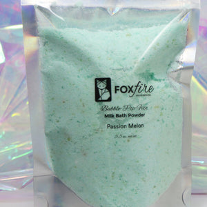 Bubble-Pop-Fizz Milk Bath Powder - Fox Fire Wax & Bath Co.