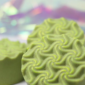 Yuzu & Matcha Sea Salt Soap