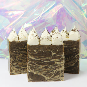 The Percolator - Espresso Exfoliating Soap