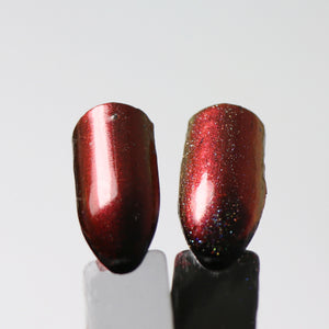 Black / Red Multichrome Burnishing Powder