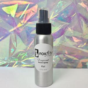 Fragrant Room Spray (Custom Scents) - Fox Fire Wax & Bath Co.