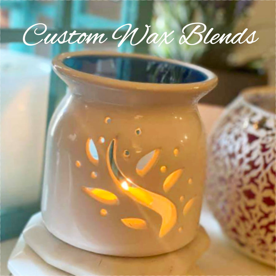 Custom Scented Wax Melts - 10 oz Minimums